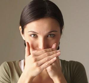Уничтожаем неприятных запах изо рта!